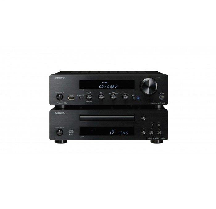 bce1de7f8e2 CD mängija ja stereo ressiiver ONKYO PHA-1045 (must) | AudioMarket